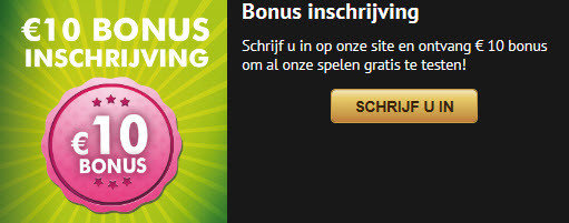 Goldenvegas 10€ gratis geld