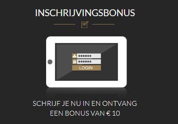 Luckygames 10€ gratis geld