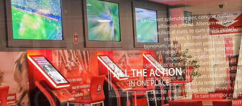 Betcenter | Aanbod van online sportweddenschappen