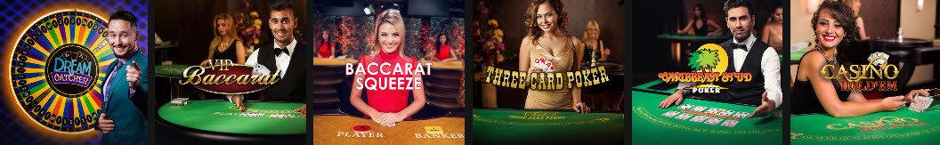 live dealers casino777