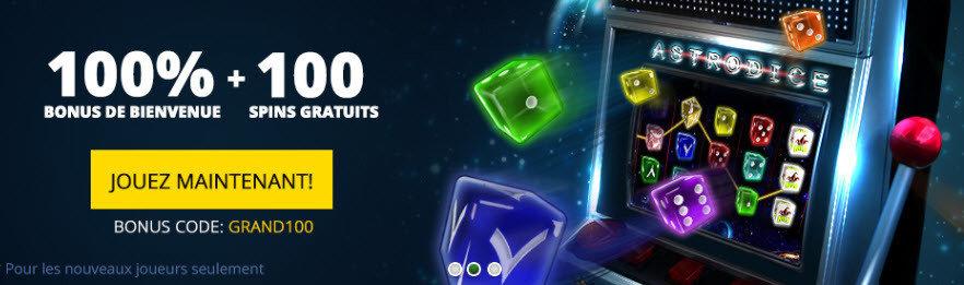 Grandgames double bonus