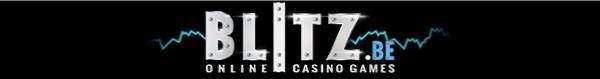Blitz online casino nieuwe spellen