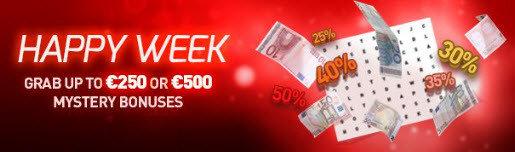 Casino777 Happy week