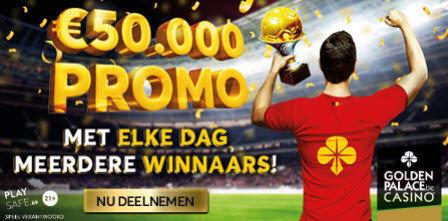 Goldenpalace WK aanbod