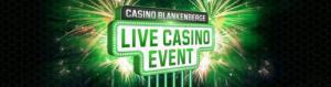 unibet live casino toernooi in Blankenberge