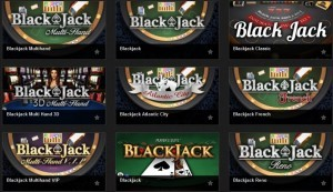 top blackjack spellen