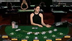 blackjack met echte dealers