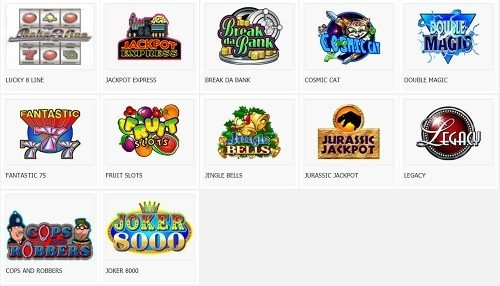 de online casino cops and robbers slots