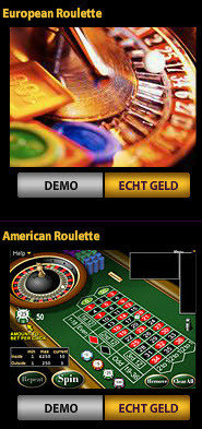 European roulette op jackpotparty.be