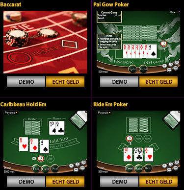 Speel poker op jackpotparty.be