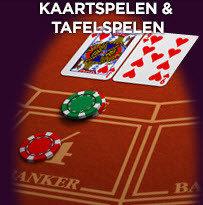 Speel tafelspellen op jackpotparty.be