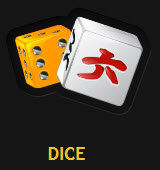 Dice games op magicwins.be