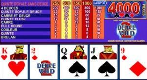 Poker op panache.be