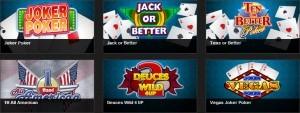 Speel videopoker op casino777