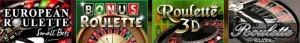 Roulette op casinobelgium.be