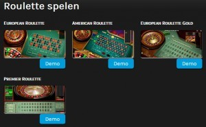 Roulette op miragegames.be
