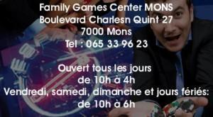 Game center Mons
