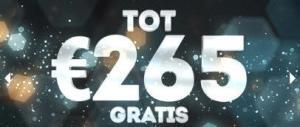 Blitz online casino tot 265 euro gratis