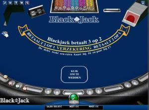Speel hier Luckygames Blackjack DEMO