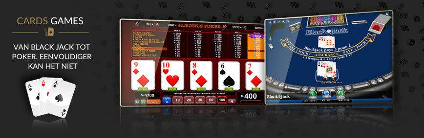 Luckygames online speelhal