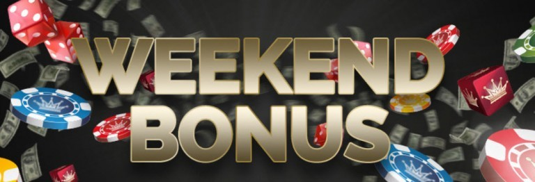 Supergame weekend bonus