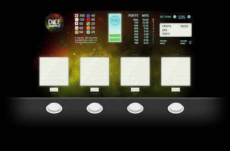 www.magicdice.be dice surprise via www.place2bet.be
