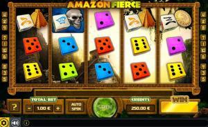 Supergame Amazon Fierce dice slot demo