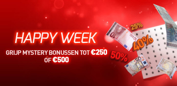 Casino777 Happy week