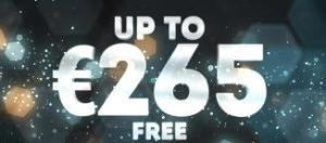 Blitz online Casino up to 265 fee on first deposit