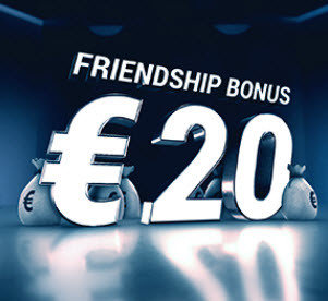 Blitz online casino friendship bonus