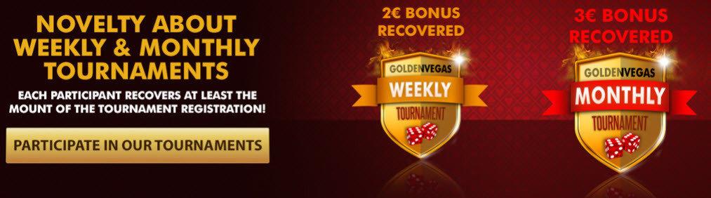 Goldenvegas 1000 euro bonus for tournaments