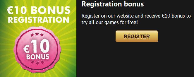 Goldenvegas free sign-up bonus