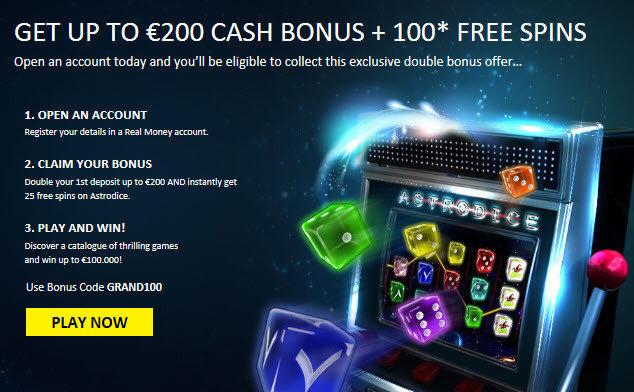 Double up casino online win money