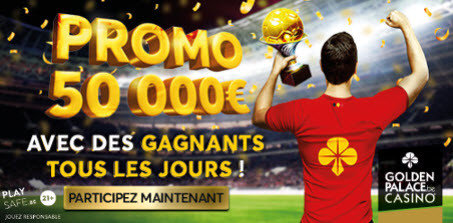 Goldenpalace promo coupe du monde