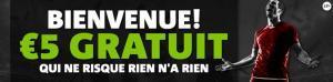 Merdianbet 5 euro gratuit