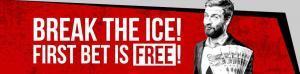 Meridianbet break the ice