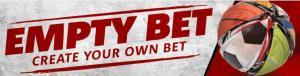 Meridianbet create your own bet
