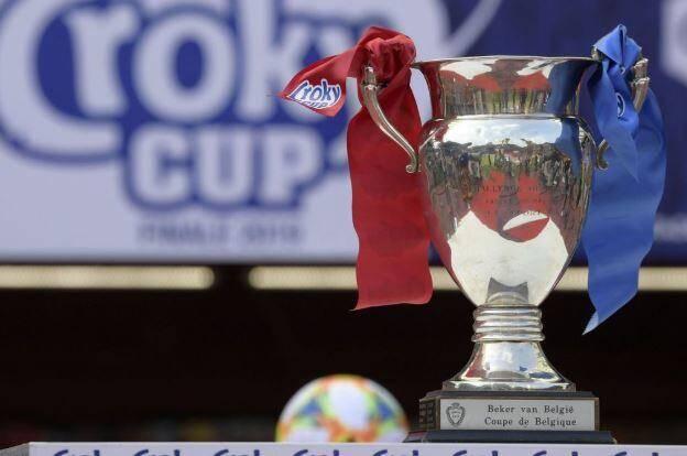 Coupe de Belgique - Parier sur la finale de la Croky Cup