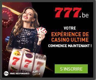 777.be - Votre expérience de casino ultime