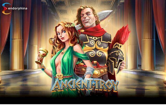 Blitz présente: la machine à sous Ancient Troy d'Endorphina