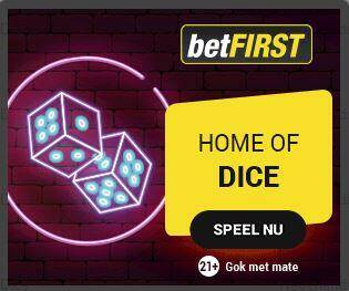 Betfirst casino en sport promoties