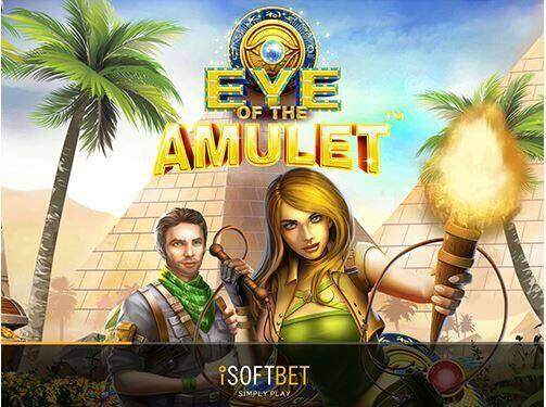 Betfirst nouveaux jeux de casino: Eye of the Amulet Slot