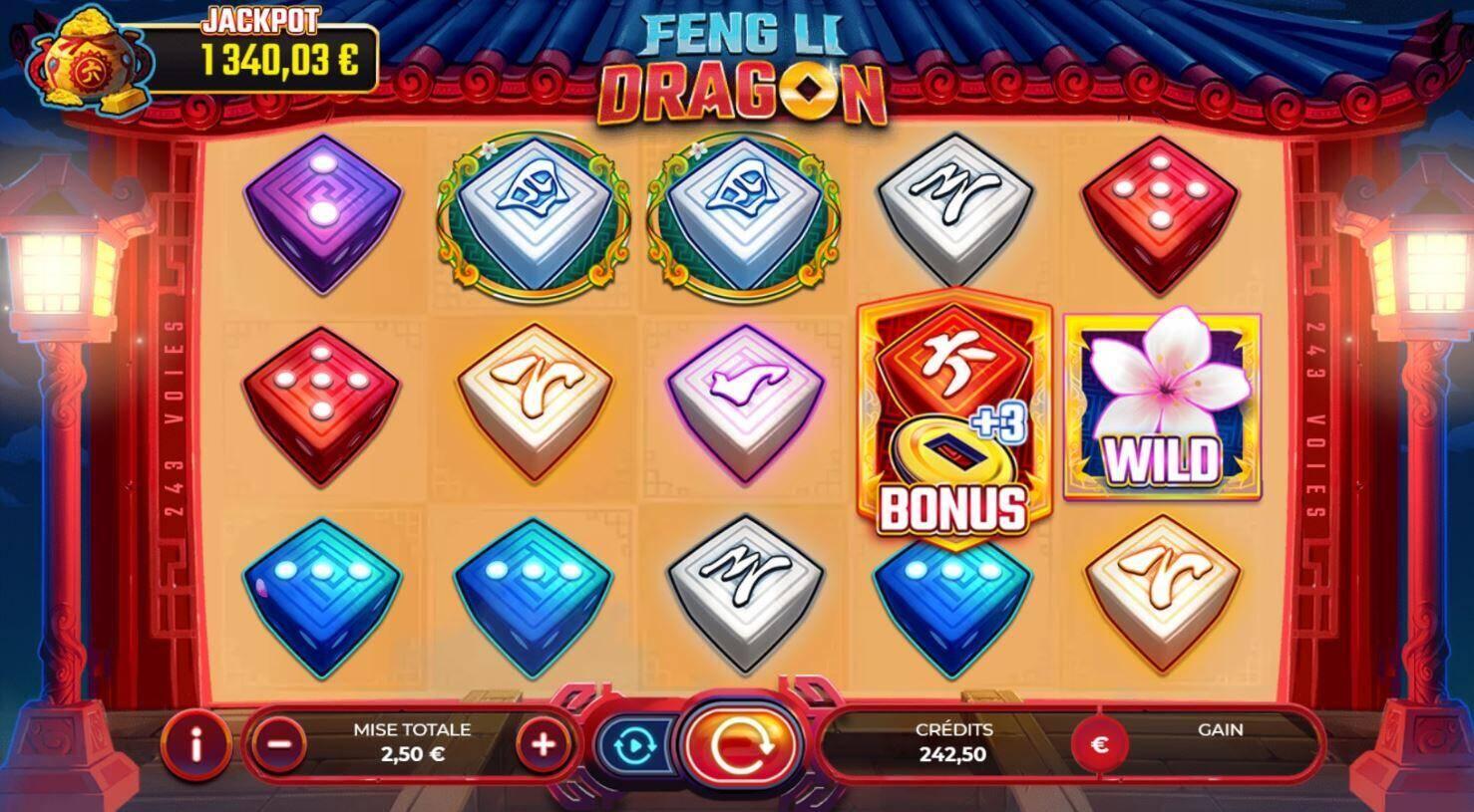 Supergame presenteert: Feng Li Dragon van Gaming1