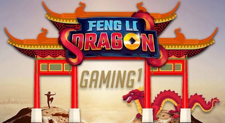 Supergame presenteert: Feng Li Dragon van Gaming1 - Aanbiedingen van de Belgische online casino's - september 2020