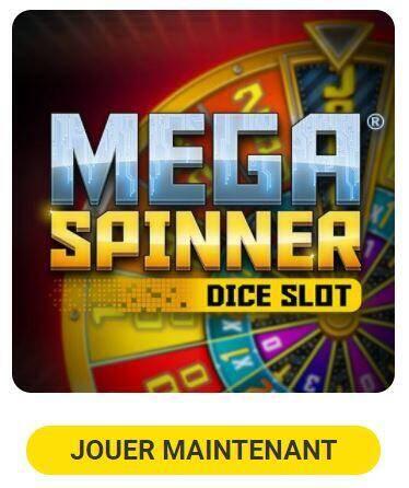 Jouez à Mega Spinner Dice sur Betfirst.be