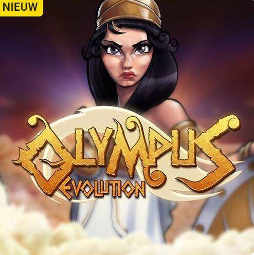 Betfirst casino presenteert: Olympus Evolution Slot Game