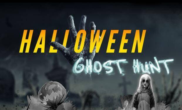 Halloween casino 777 | Halloween Ghost Hunt toernooi