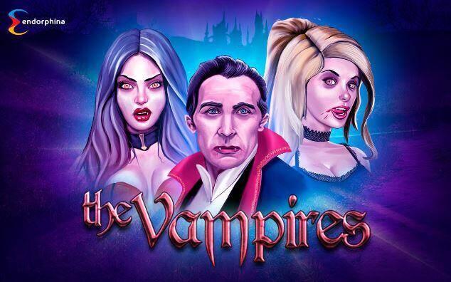 Endorphina the Vampires   Spel van de week op 777.be