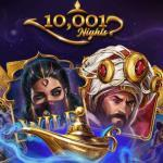 10001 Nights - Red Tiger