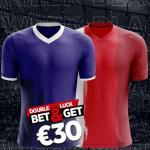 ANDERLECHT - STANDARD WED € 10 WIN € 30 - DOUBLE LUCK